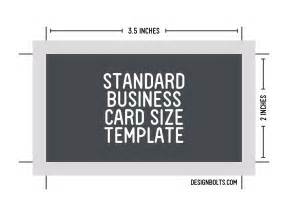 standard size for a business card free standard business card size letterhead envelop