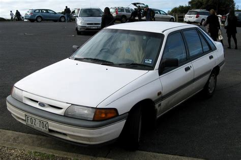 ford laser 1993 file 1993 ford laser kh gl grand slam 5 door hatchback