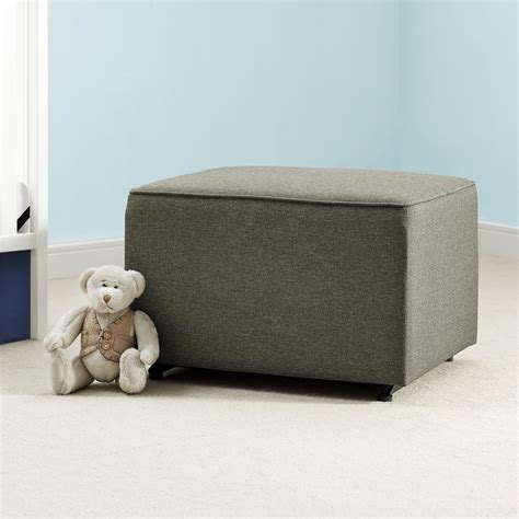 baby glider and ottoman dorel living baby relax coco gliding ottoman gray