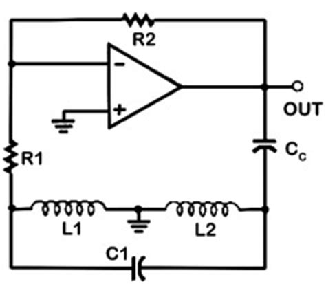 tapped inductor oscillator tapped inductor oscillator 28 images this circuit uses a tapped inductor in a oscillator