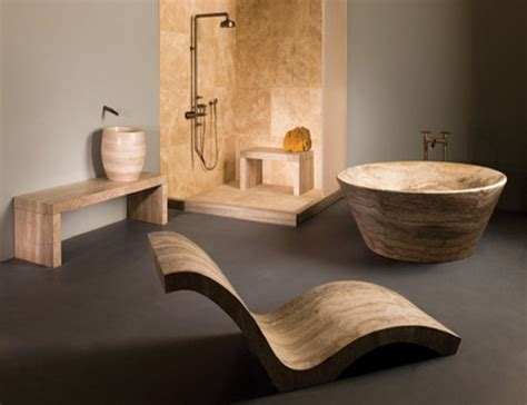 unconventional bathroom themes natural stone for bathrooms decobizz com