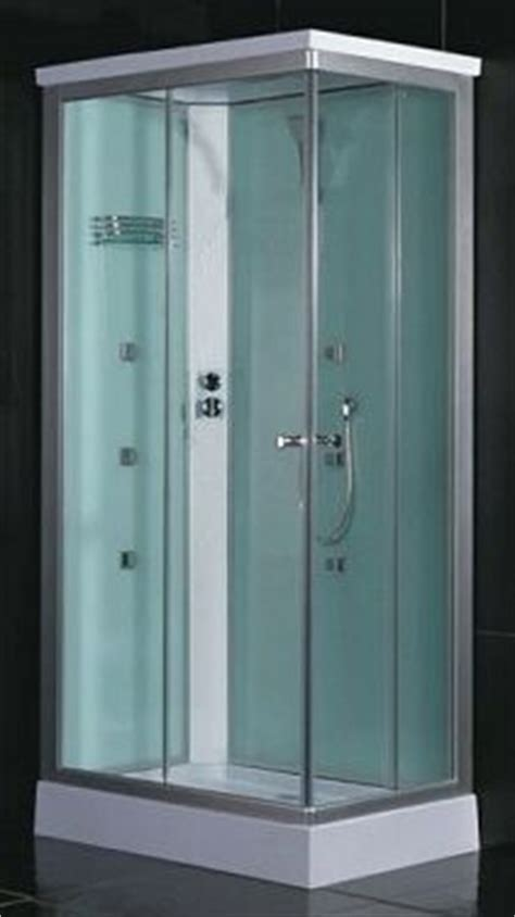 Fully Enclosed Shower Cabins by 1000 Images About Rectangle Steam Hydro Showers On