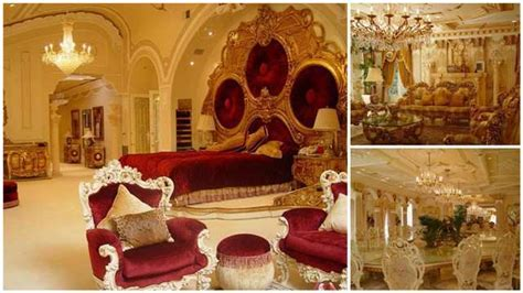 Srk Home Interior And Their Magnificent Castles