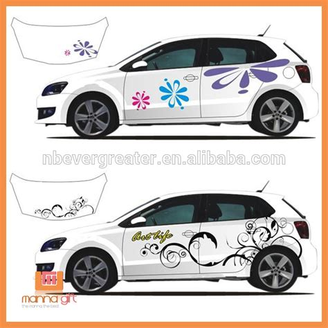 Auto Sticker Zijkant by 2015 New Car Sticker Sle Car Sticker Design Buy
