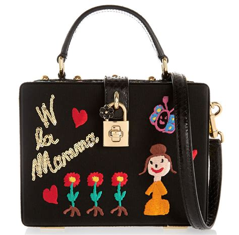 Dg Dolce And Gabbana Suzanne Satchel by It Or Leave It Dolce Gabbana Dolce Box Mamma Bag