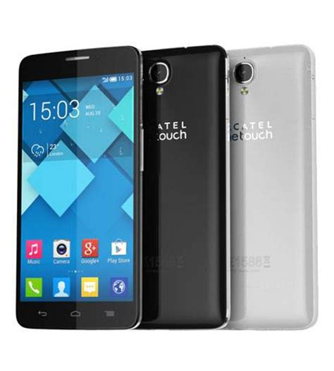 Ponsel Alcatel One Touch Plus alcatel idol x plus mobile phone price in india specifications