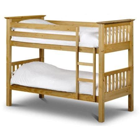 Ranjang Single Bed julian bowen barcelona solid pine bunk bed furniture123