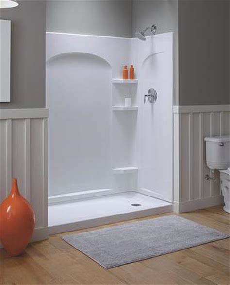 Sterling Walk In Shower by Tub Shower Units
