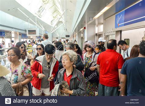 chinese tourists visiting dubai uae   skytrain