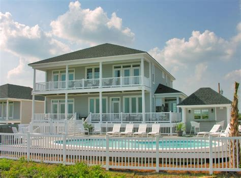 bluewater gmac vacation rentals emerald isle nc blue pearl homes vacation rentals offered by bluewater