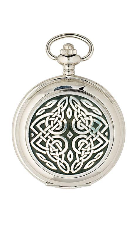 pocket watches celtic mechanical pocket watchthe sgian