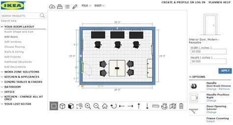 free furniture layout tool 5 best free design and layout tools for offices and