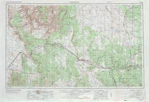 usgs topo maps arizona williams topographic maps az usgs topo 35112a1 at