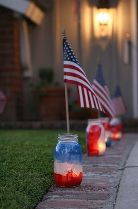 Diy Memorial Day Decorations by 13 Most Festive D 233 Cor Ideas For A Successful Memorial Day