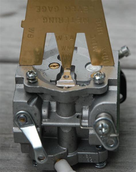 Reglage Carburateur Walbro Wa by Walbro Carburetor Diagrams Walbro Free Engine Image For