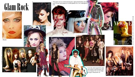 Glam Rock by The World S Catalog Of Ideas