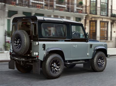 land rover defender autobiography land rover defender 90 quot autobiography quot worldwide 2015