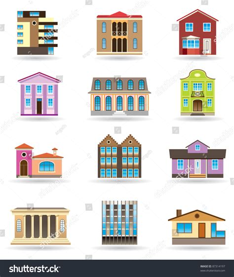 list of diffent style of homes buildings and houses in different architectural styles