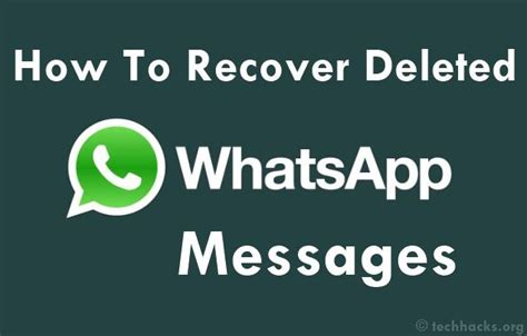 how to recover deleted messages on android 100 best whatsapp tricks whatsapp hacks 2017