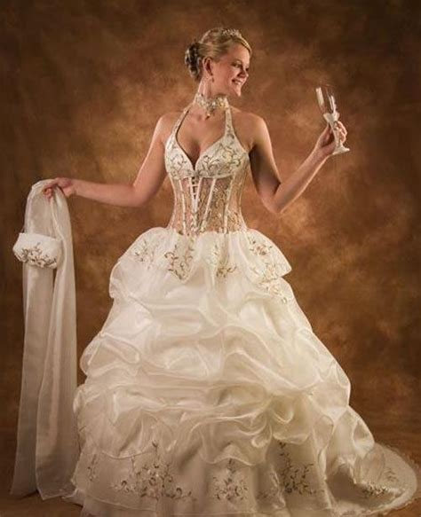 Funky Wedding Dresses by Funky Wedding Dresses Collection Summer 2011 Jpg