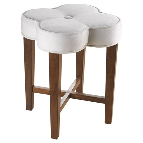 Bathroom Vanity Stools And Chairs by Clover Vanity Stool Unique Chairs