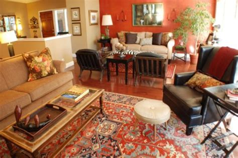 how to use area rugs in interior decorating craft o maniac the versatility of persian rugs
