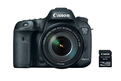 Canon Eos 7d Lensa Kit Ef S 18 135mm 1 3 5 5 6 Is canon eos 7d ii ef s 18 135mm f 3 5 5 6 is usm wi fi adapter lens kit canon store