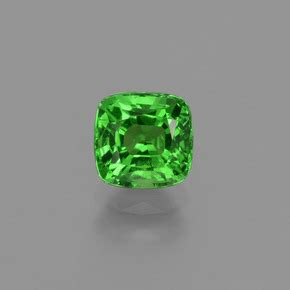 Tsavorite Green 2 1ct Item 1 carat cushion 5 3x5 2 mm 0 and untreatedgreen