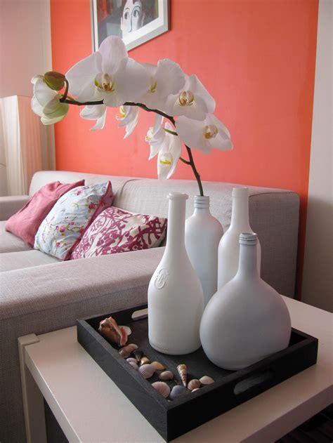 aus flaschen vasen machen dekovasen aus flaschen selbermachen diy