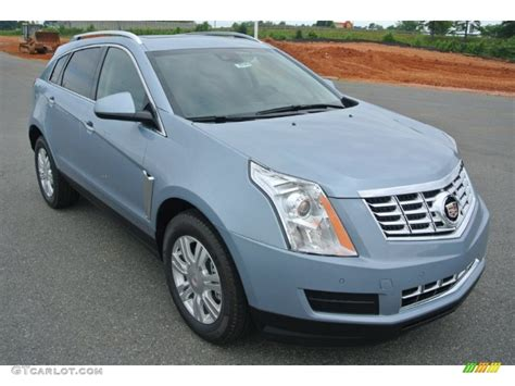 2013 glacier blue metallic cadillac srx luxury fwd 82360449 gtcarlot car color galleries