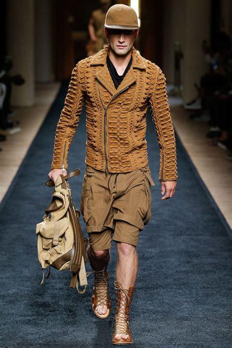 Fashion Safira Utilitarian Safari Fashion Balmain