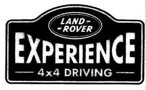 trademark information for land rover experience 4x4