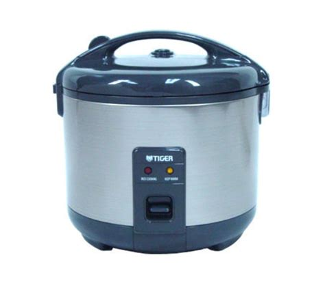 Rice Cooker Stainless Steel Sanken tiger 3 cup stainless steel rice cooker warmer qvc