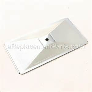 Backyard Grill Grease Tray Grease Tray 55 10 165 For Uniflame Grill Ereplacement