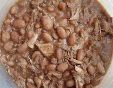 pork and beans happier than a pig in mud southern pork and beans slow