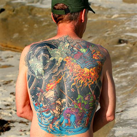 fire and water tattoo file and water back jpg