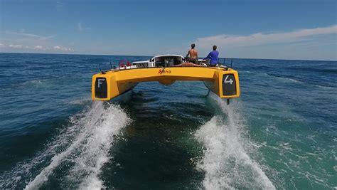 forty  foot foiling catamaran heads  usa scuttlebutt sailing news