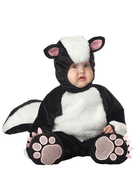 infant baby halloween costumes buycostumescom baby skunk costume