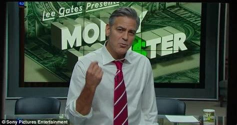 film terbaik george clooney first money monster trailer released starring julia