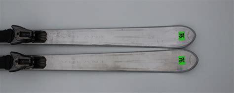 sci volant atomic volant silver 170 cm skis ski volant xt 11 n76 ebay