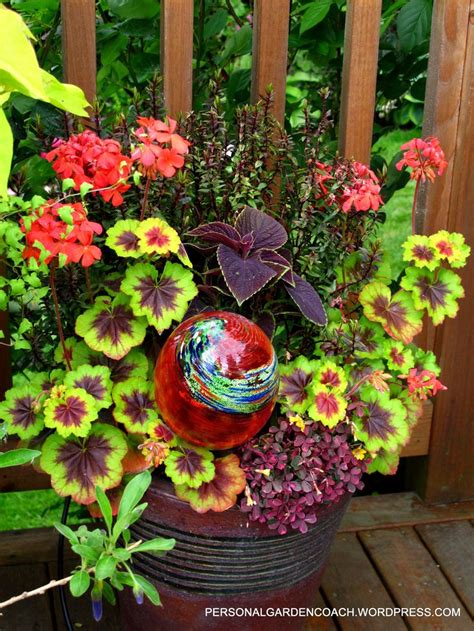 Pinterest Garden Container Ideas Heatherbradley S Beautiful Garden Container Foliage Container Gardening Ideas