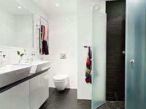 Bathroom Decor Ideas For Apartments by Small Apartment Bathroom Interior Design Architecture