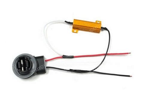 load resistors for led turn signals how to install load resistors for led turn signal lights