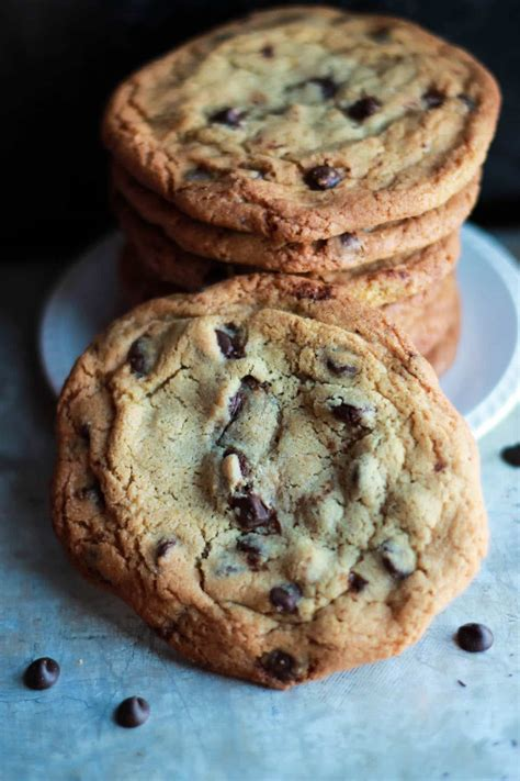 classic chocolate chip cookies dan330