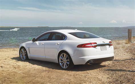 Jaguar Xf 2014 2014 Jaguar Xf White Top Auto Magazine