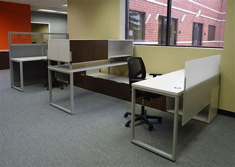 office furniture portfolio installations