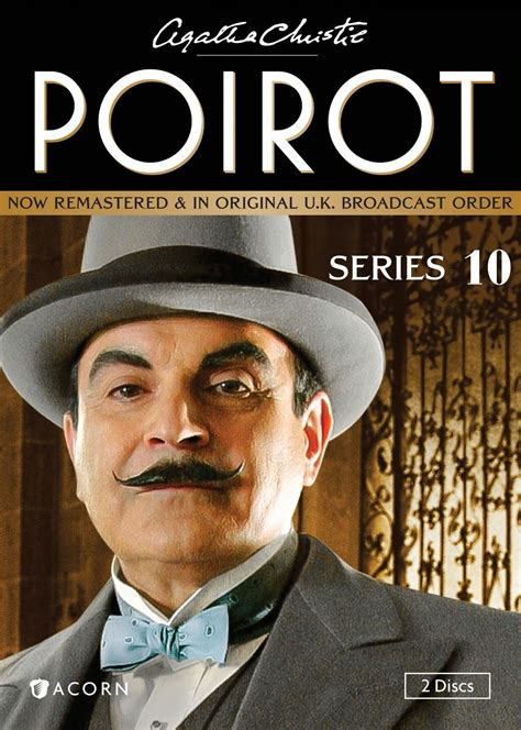 age mama poirot series  dvd review