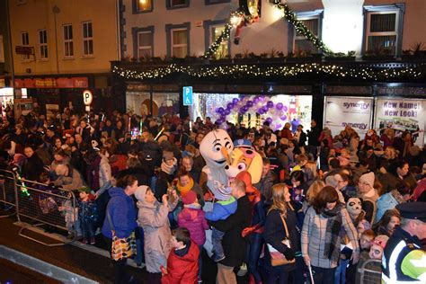 christmas lights black friday fermoy s lights will add lots of sparkle to black friday the avondhu newspaper