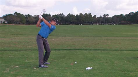 retief goosen golf swing full swing tips drills video lessons golf channel