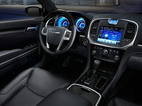 chrysler car interior 2014 chrysler 300c price photos reviews features